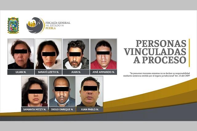 Fiscalía detuvo a otros 4 de célula de secuestradores en Puebla