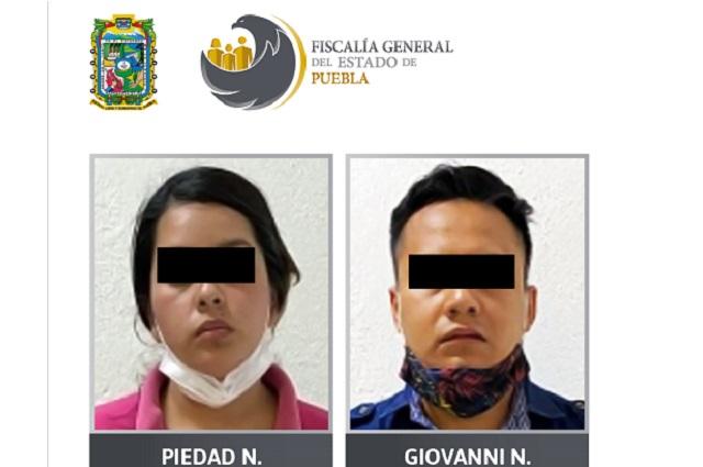 Madre y padrastro presos por violación y violencia familiar