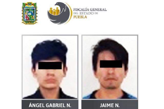 Quedan presos por robo a casa habitación en Teziutlán