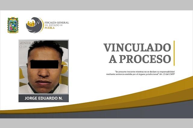 Por el feminicidio de su madre en Puebla va preso