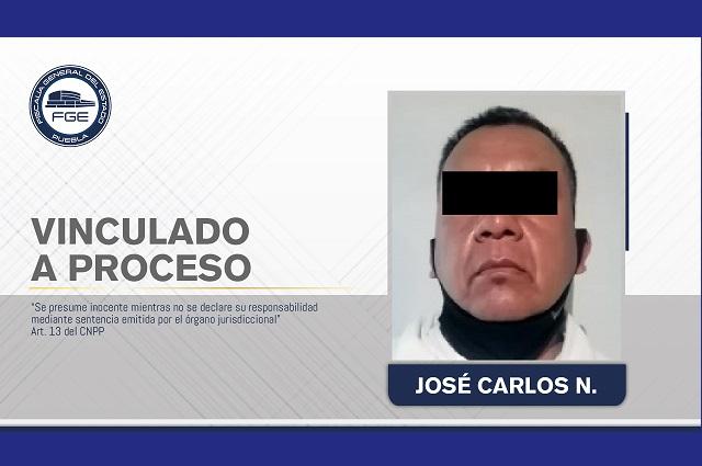 Va preso custodio acusado de violar a interna en Huejotzingo