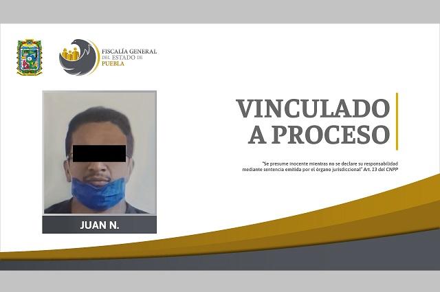 Va a prisión por  intento de feminicidio, en Puebla