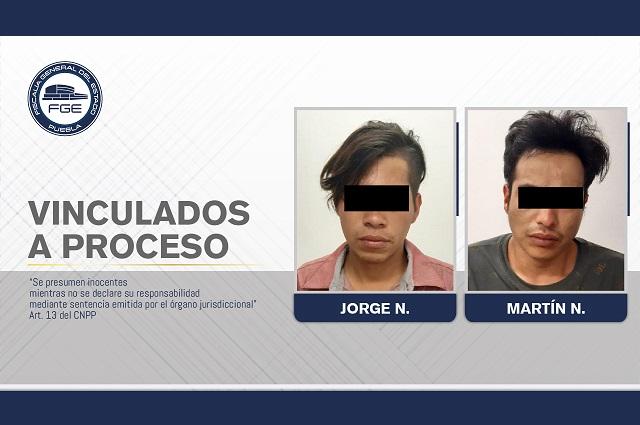 Vinculan a proceso a par de secuestradores de Libres
