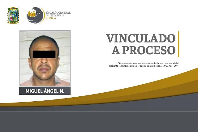 Vinculado a proceso a sujeto por atacar a policías de Xicotepec