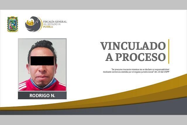 Va a prisión por violencia familiar y robo, en Puebla