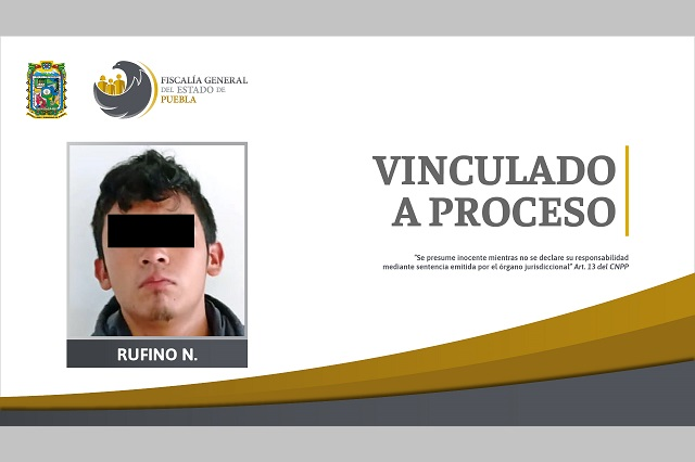 Vinculan a proceso al que disparó a policías en Tehuacán