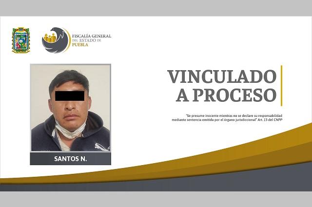 Va preso por violar a su sobrina menor de edad en Zinacatepec