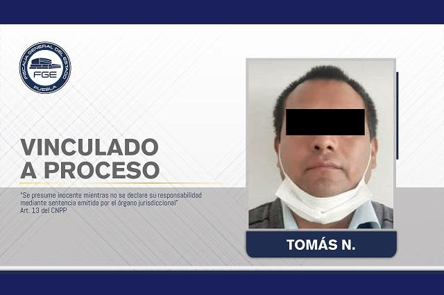 Va a prisión acusado de abuso sexual contra su sobrina en Amozoc