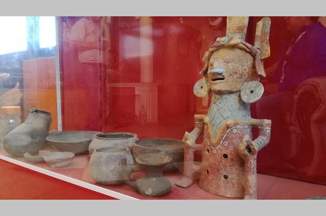 Hallan 30 piezas prehispánicas en San Francisco Altepexi