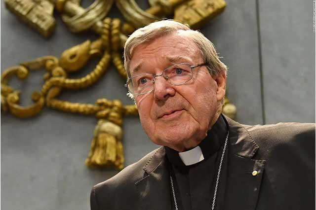Tesorero de El Vaticano se declara inocente de pederastia