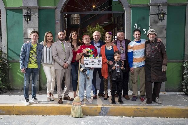 Televisa inicia grabaciones de sexta temporada de Vecinos