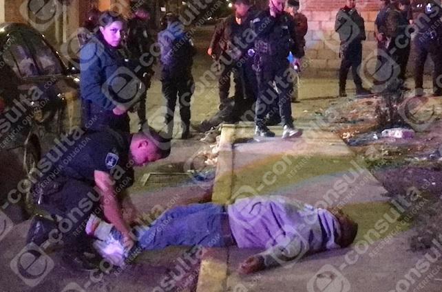 Vecinos dan paliza a par de ladrones en la 20 de noviembre