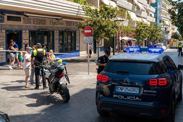 Vehículo atropella a varias personas en zona peatonal de España