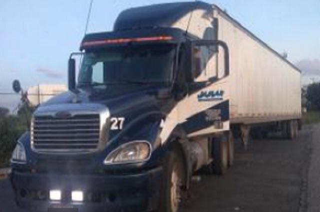 Policía Estatal recuperó vehículos reportados como robados