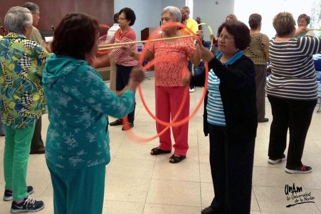 4 tips de la UNAM para tener un envejecimiento saludable