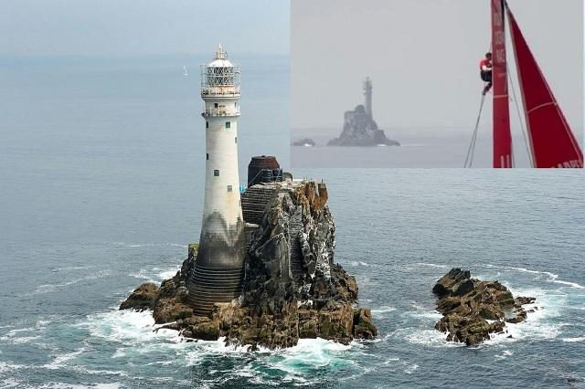 Veleros... ¡Irlanda, país de bellos e impactantes acantilados!