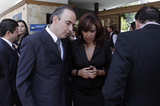 Apuntan como pluris a Estefan al Senado y Alcalá al Congreso