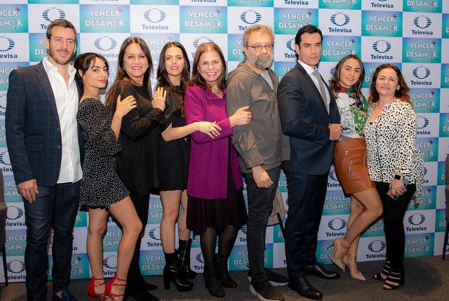 ¿Quiénes son las protagonistas de Vencer el Desamor de Televisa?