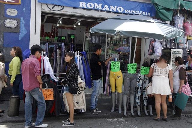 Vendedores ambulantes prefieren la periferia a los mercados: Ordáz