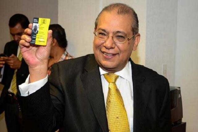 Miembros de la clase política lamentan deceso de Luis Maldonado