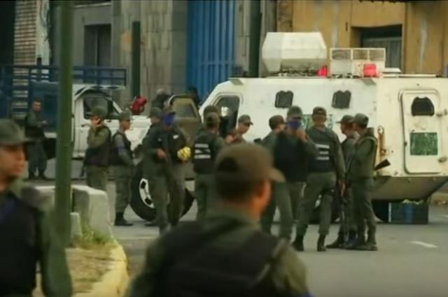 Gobierno de Nicolás Maduro denuncia intento de golpe de Estado