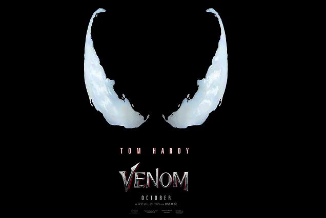 10 post de cómo reaccionaron en Twitter por poster de Venom