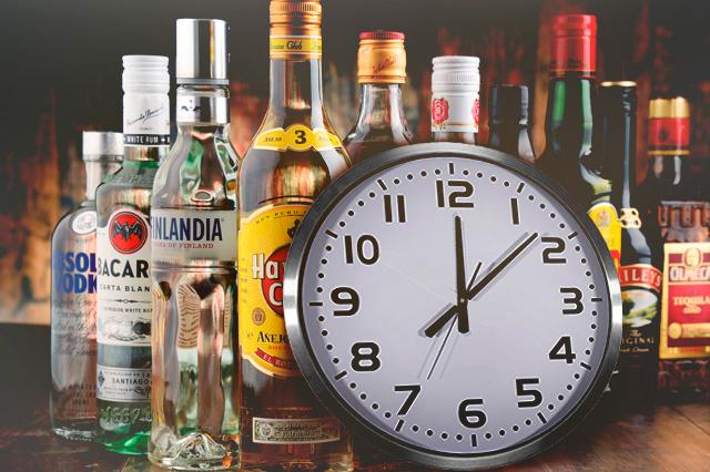 Ahora 6 municipios prohíben la venta nocturna de alcohol
