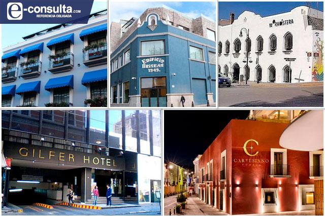El Covid orilla a la venta de hoteles en el centro histórico de Puebla