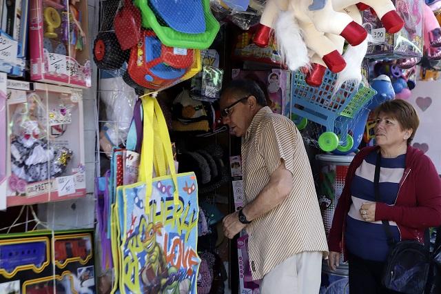 Por Día de Reyes Canacope prevé aumento de 2.8 % en ventas