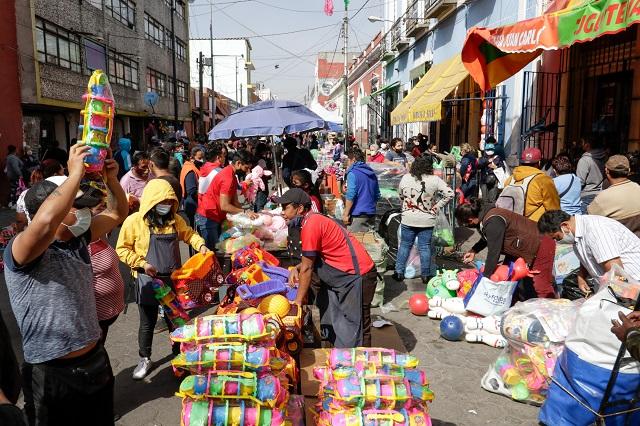 Manzanilla pide prudencia al comprar juguetes por el Día de Reyes