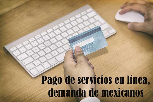 Mexicanos quieren más ventanillas gubernamentales en internet