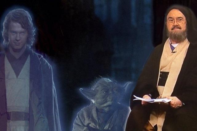 Trolean a Pedro Sola por disfraz de Star Wars en Ventaneando