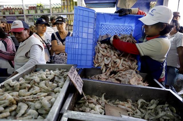 Ahora proponen central de mariscos en zona de Chachapa