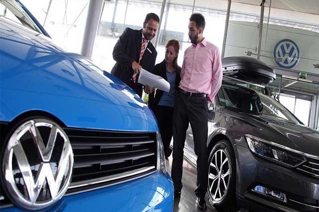 Descienden 5.4% ventas de VW y 10% las de Audi en México