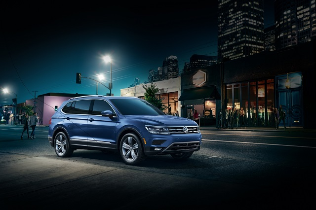 Ventas de Volkswagen en Estados Unidos crecen 4.2% en 2018