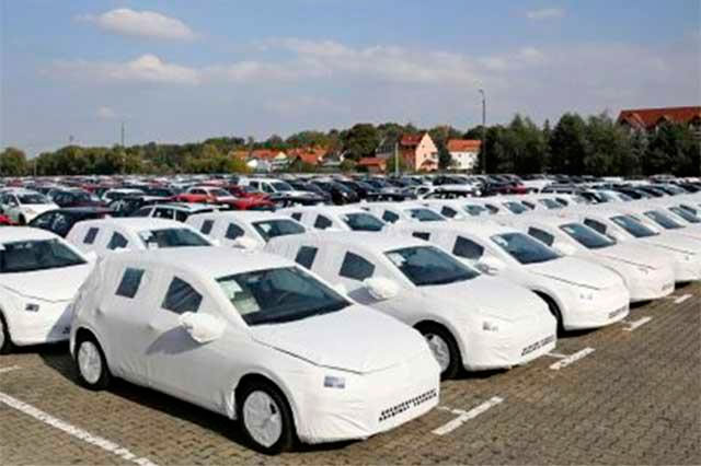 Ventas de VW cayeron 1.5%  entre 2014 y 2015
