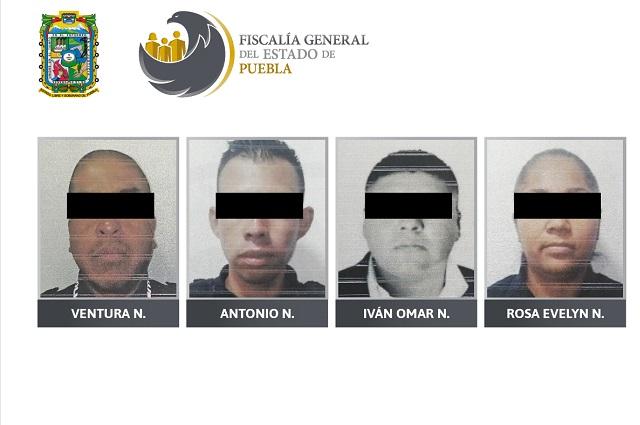 Fiscalía obtuvo vinculación a proceso de policías de Ocoyucan
