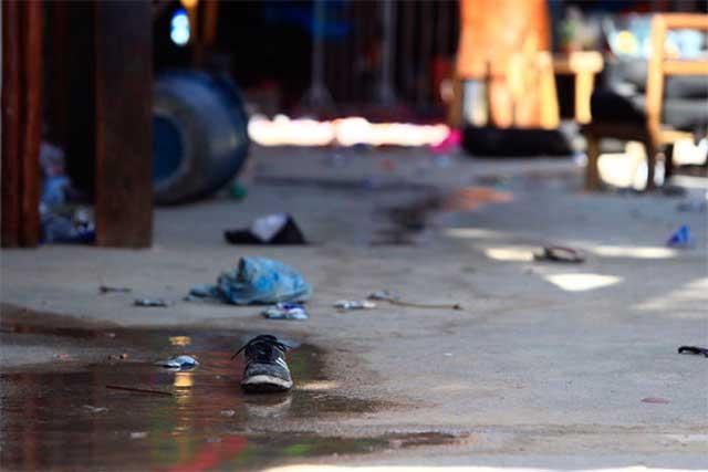 Son dos los veracruzanos asesinados en el Blue Parrot, confirma fiscal