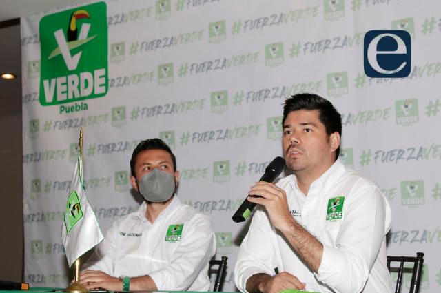 Va PVEM contra Porfirio Lima; Barbosa:  sospechamos que secuestro era fingido