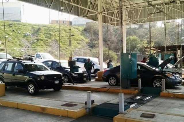 Impondrán verificación vehicular en los 6 estados de la Megalópolis