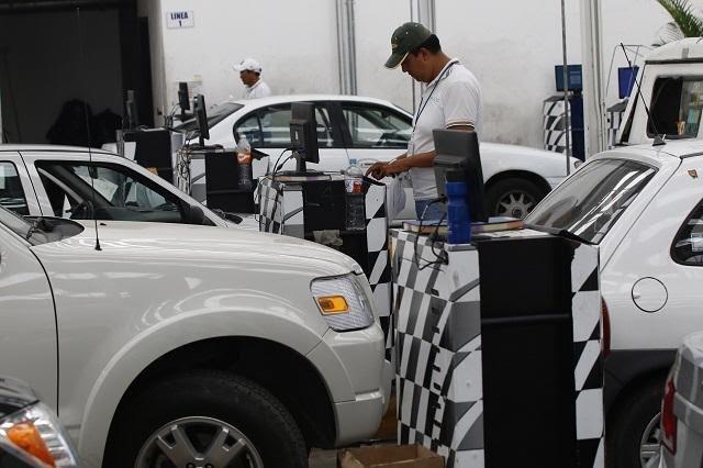 Endurecen verificación vehicular en Puebla y 5 entidades vecinas