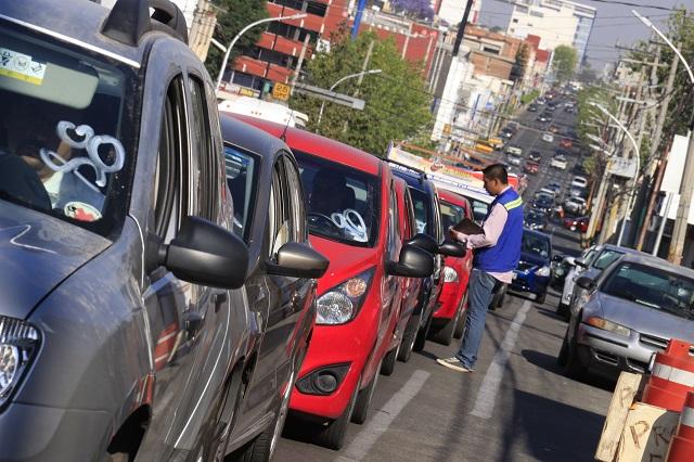 Estudio decidirá cantidad de verificentros en Puebla: Manrique
