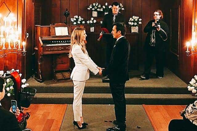 Michel Castro, hijo de Verónica Castro se casó y Cristian comparte fotos