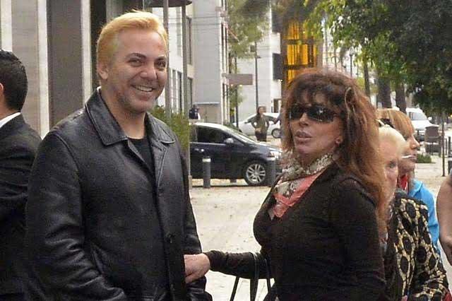 Verónica Castro lanza advertencia a representante de Cristian Castro