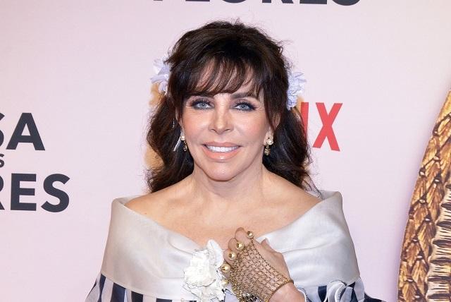 ¿Verónica Castro tiene complejo de Electra y tuvo romance con Cristian?