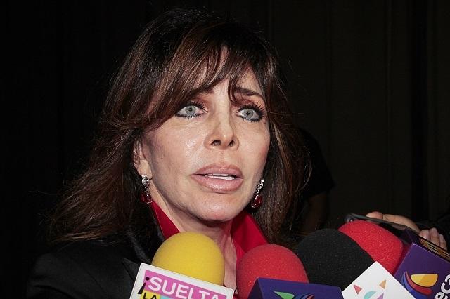 Verónica Castro está triste y revelan que recibió amenazas