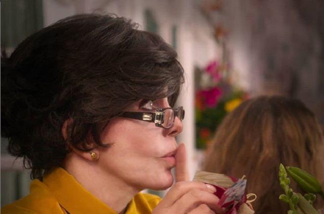 Verónica Castro revela por qué dijo no a La Casa de las Flores 2