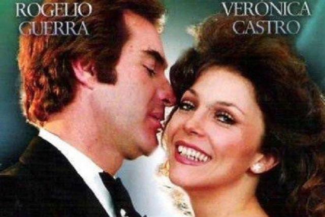 Verónica Castro se despide de Rogelio Guerra, su eterno compañero