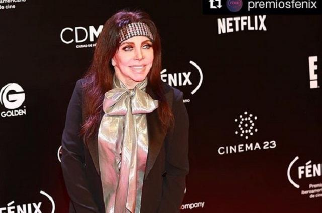 Televisa ya tendría otro proyecto para Verónica Castro