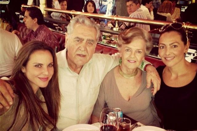 En todas las familias hay una Sarita, asegura hermana de Kate del Castillo